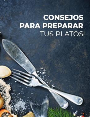 Recetas Consejos para preparar tus platos
