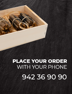 Place your order whith your phone